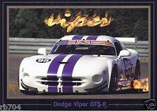 DODGE VIPER GTS-R Postcard