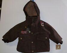 z E73 NWT London Fog Clothing Baby Boy Jacket 12 M