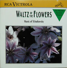 Waltz for Flowers    Music of Tchaikowsky