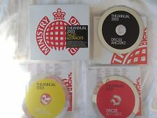 Ministry of Sound - The Annual 2003 (3CDs)**CDs MINT**FREE POST**