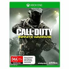 NEW Call Of Duty Infinite Warfare - Xbox One Rated: MA15+