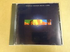 CD / SIMPLE MINDS - REAL LIFE