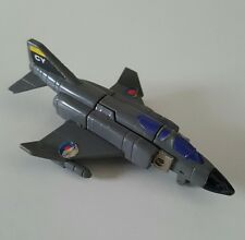 Bandai GoBots Plane Leader MR-51 Fighter Jet Transformers With Card