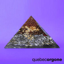Genuine Orgone Generator Orgonite Pyramid -- Get the real deal!