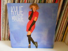 "KYLIE MINOGUE"" GOT TO BE CERTAIN"" 7"" MADE IN U.K. PWL 12"
