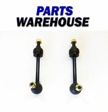 2 Front Sway Bar Link Kits 1 Year Warranty