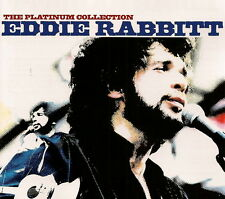Eddie Rabbitt: The Platinum Collection - as new CD (2006)