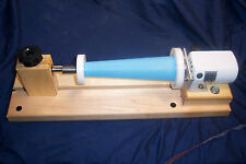 Electric Double Ended Bobbin Winder, Prins, Spools etc. - with Cone Adapters