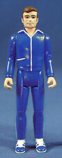 Six Million Dollar Man Retro Steve Austin Action Figure (Blue Tracksuit)
