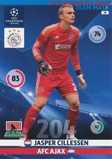 028 JASPER CILLESSEN AFC.AJAX  CARD CHAMPIONS LEAGUE ADRENALYN 2015 PANINI