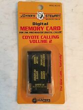 Johnny Stewart Model #MC-CY2 Calling Memory Card, Volume 2