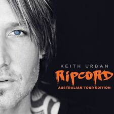 KEITH URBAN RIPCORD Australian Tour Edition 2 CD NEW