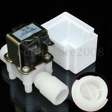 DC 12V 1/2'' New Electric Solenoid Valve Magnetic Water Air N/C Normally Closed