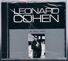 LEONARD COHEN I'M YOUR MAN CD SIGILLATO!!!!