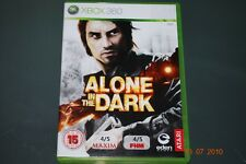Alone En La Oscuridad Xbox 360 UK PAL