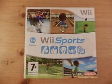 Wii Sports NEW and Sealed DISC ONLY