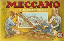 1953 Meccano N° 4/6 catalog catalogue catalogo Katalog Catalogo german Deutsch