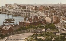 POSTCARD PORTUGAL RAMSGATE FROM MADEIRA DRIVE