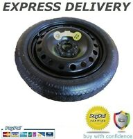 "GENUINE VAUXHALL INSIGNIA 2008-2016 SPACE SAVER SPARE WHEEL 17"" NEW!"