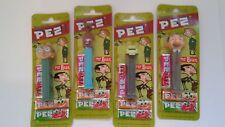SUPER RARE Mr.Bean PEZ Set Mint On Austrain Card