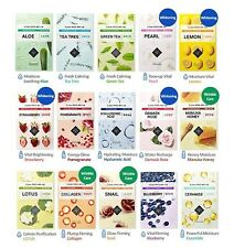 [ETUDE HOUSE] 0.2mm Therapy Air Mask Facial Sheet 15pcs(mixed)
