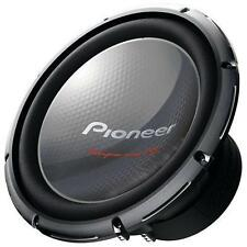 "PIONEER TS-W3003D4 CAR AUDIO 12"" DUAL 4 OHM CHAMPION PRO SUBWOOFER SUB WOOFER"