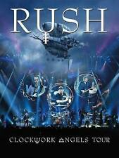 Clockwork Angels Tour, New DVD, Rush, Dale Heslip
