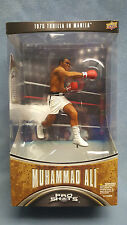 Muhammad Ali Boxing 1975 Thrilla In Mila Action Figure NIB Upper Deck Pro Shots