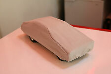 Mini Cotton Plushweave Car Cover for 1:18 Scale Model Diecast Collectible Cars