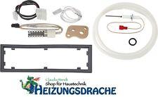 Buderus Wartungsset GB 112 W29 BK 11 Glühzünder Ionisationselektrode Dichtungen