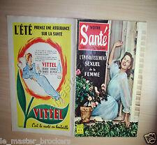 VOTRE SANTE n°205_1956_Epanouissement sexuel de le Femme_Le canoë_(Pub VITTEL°