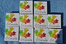2014 O Canada 10 coin set, $10, Complete with OGP