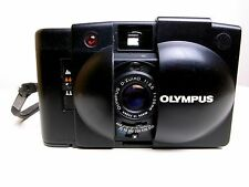 Classic Olympus XA2 35mm Film Camera with A11 Flash Unit - TESTED