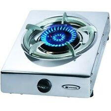 Auscrown LP Gas Wok Burner + Flame Failure Safety Device S3012PG -Brand New