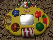 Little Tikes Vintage Crib Activity Play Center Developmental Baby Toy