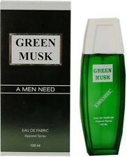 Ramco Green Musk Apparel Spray 100 ml EDF Men