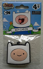 Adventure Time with Finn and Jake Finn Head Keychain ~ Officially Licensed