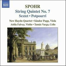 Spohr: String Quintet No. 7; Sextet; Potpourri, New Music
