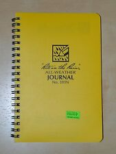 """Rite in the Rain All-Weather Journal #393N, Numbered Notebook, 4 5/8"""" x 7"""""""