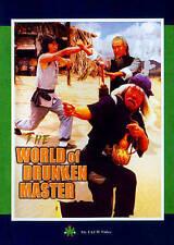 THE WORLD OF DRUNKEN MASTER...-THE WORLD OF DRUNKEN MASTER / (MOD)  DVD NEW
