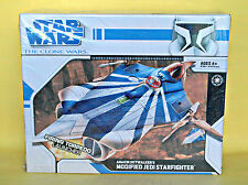 StarWars The Clone Wars 2008 - Anakin Skywalker's MODIFIED JEDI STARFIGHTER
