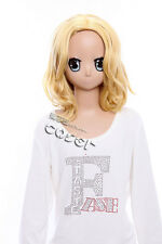 W-23 Axis Power Hetalia France blond blonde 40cm COSPLAY Perücke WIG hitzefest