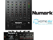 Numark M6 - 4 Channel Scratch Mixer EQ DJ Tabletop USB Plug'n'Play **FREE P&P**