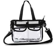 Clear Make Up / Hairdresser / Large Tote Bag / Make up Kit / Set Bag