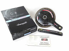 Campagnolo Bullet Crankset Carbon 11 Speed 175mm 52/36 USB CERAMIC BEARINGS NOS