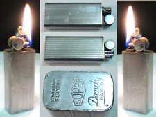 Briquet Ancien - Super DANDY G.Modèle - Vintage Fuel Lighter Feuerzeug Accendino