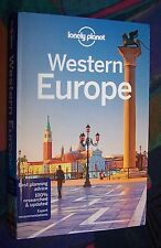 WESTERN EUROPE (West-Europa) - Britain Italy Spain ... # 2015 LONELY PLANET