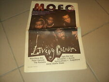 MOFO 14 (6/93) LIVING COLOUR WRECKLESS ERIC THE ROMANS SOAPSTONE SEBADOH MORRIS