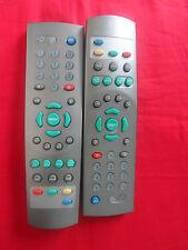 HUMAX TV/TEXT/SAT REMOTE CONTROL MODEL:06020207730  EX/CON