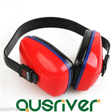 3M 1425 Adjustable Earmuffs Hearing Protection Soundproof Sleep Study Industrial